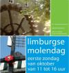 Koren op de Molen in Merselo tijdens Limburgse Molendag